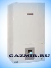 Купить Газовый котел настенный БОШ BOSCH WBN6000-24C RN S5700, 24 кВт, закрытая камера, двухконтурный в Костанай