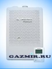 Купить Газовый котел настенный CELTIC- DS Platinum 3.30 FF CD(корейский дымоход) в Челябинск