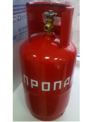 Купить Баллон газовый  12 л (вентиль)  в Челябинск