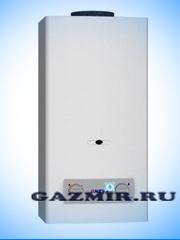 Купить Газовая колонка НЕВА 4011 ( NEVA-4011 ), розжиг от пьезоэлемента (фитиль), 11 л/мин, дымоход 122 мм, вода/газ 1/2 дюйма в Челябинск