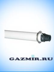 Купить Коаксиальная труба с наконечником  BAXI  60/100 750мм в Челябинск