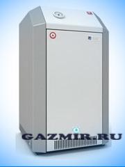 Купить Газовый котел напольный Лемакс Премиум 12.5В, до 125 кв.м, автоматика SIT, пьезорозжиг, дымоход 130 мм, горячая вода в Сургут