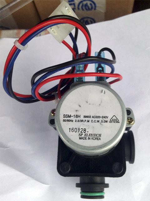 Купить Трехходовой клапан для котлов DAEWOO MSC 100-400  с приводом в Пермь