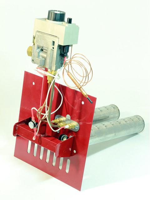 Газогорелочное устройство ПЛАМЯ-20 мощностью 15 кВт на базе автоматики sit 630. Город Челябинск. Цена 5700 руб