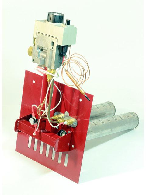 Купить Газогорелочное устройство ПЛАМЯ-20 мощностью 15 кВт на базе автоматики sit 630 в Костанай