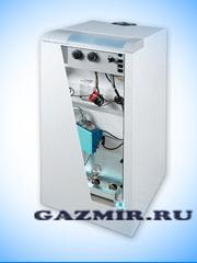 Купить Газовый котел напольный ПРОТЕРМ Медведь 40PLO пъезорозжиг,чугунный теплообменник,возм.бойлера в Пермь