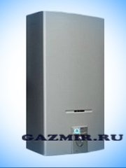 Купить Газовая колонка НЕВА 4011 ( NEVA-4011 ) цвет серебристый, 11 л/мин, дымоход 122 мм, вода/газ 1/2 дюйма в Челябинск