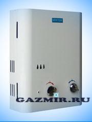 Купить Газовая колонка VEKTOR 11-N (белый) в Челябинск