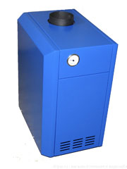 Купить Котел стальной газовый КСГ-30 ПЕЧКИН, только для отопления, до 300 кв.м., автоматика NOVASIT 820 в Челябинск