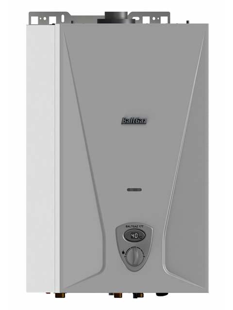Купить Газовый котел настенный BaltGaz серии SL 11 Т, 11 кВт, закрытая камера, одноконтурный в Костанай