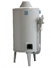 Купить АОГВК-17,4-3 РОСТОВ, газовый котел напольный, до 170 кв.м, горячая вода 3.5 л/мин,  оригинальная автоматика, дымоход 115 мм в Кунашак