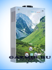 Купить Газовая колонка VEKTOR LUX ECO 20-2 (горы летом) в Челябинск