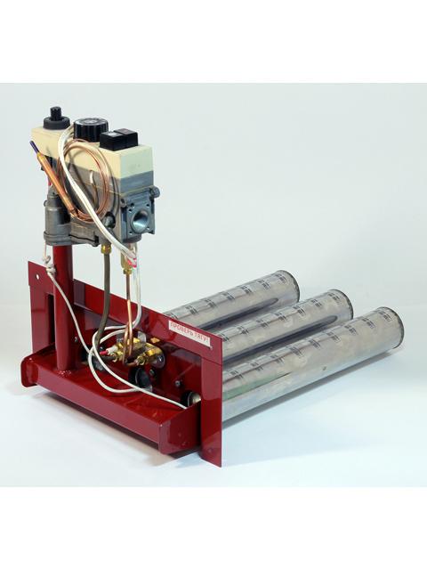 Газогорелочное устройство мощностью 32 кВт на базе автоматики sit 710. Город Южноуральск. Цена 8500 руб