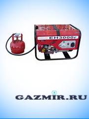 Купить Генератор газовый EH3000r в Курган