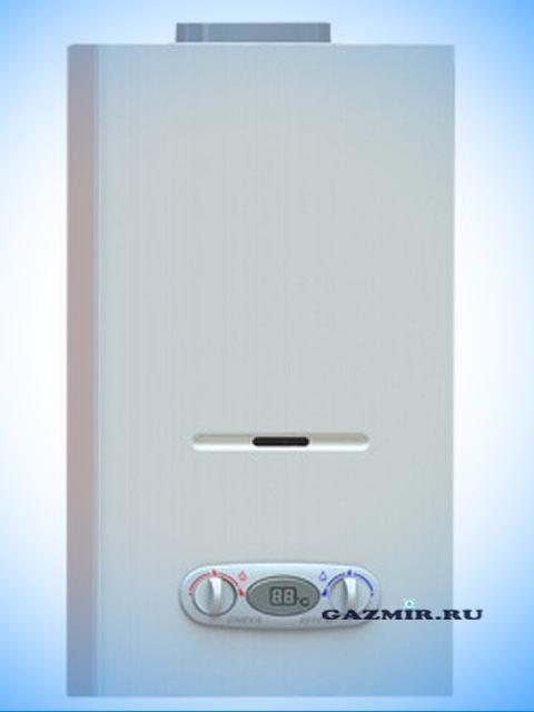 Газовая колонка НЕВА 4510М ( NEVA-4510 М), 10 л/мин, дымоход 122 мм, вода/газ 1/2 дюйма. Город Челябинск. Цена по запросу