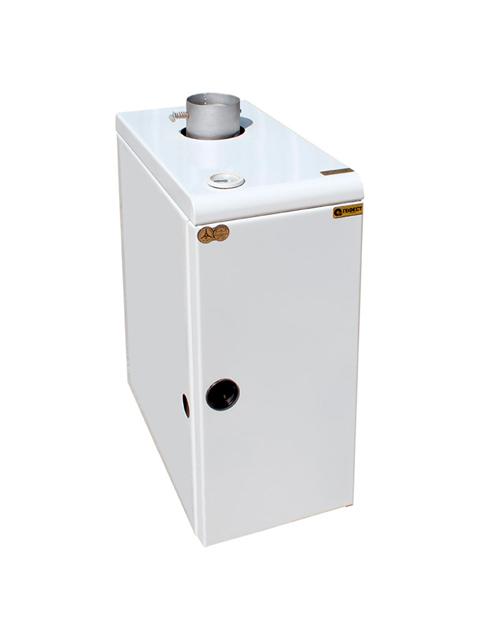 Купить Котел стальной газовый КС-Г-12.5 ГЕФЕСТ, только для отопления, до 120 кв.м., автоматика SIT, дымоход 130 мм в Златоуст
