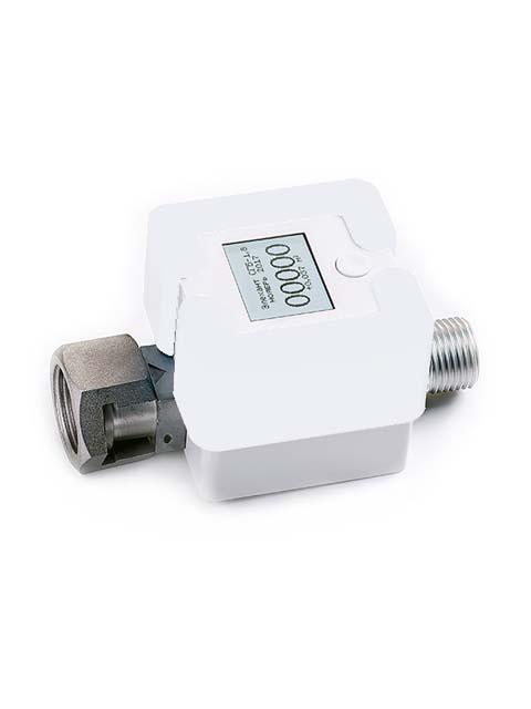 Купить Газовый счетчик ЭЛЕХАНТ 3,2 резьба 1/2 электронный компактный в Южноуральск