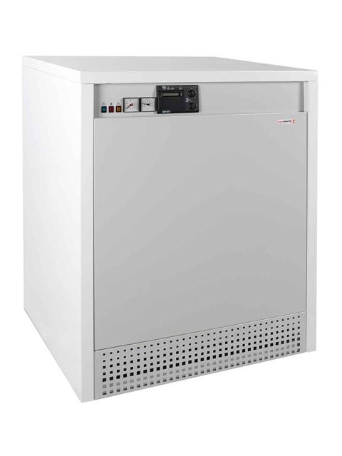 Купить Газовый котел напольный ПРОТЕРМ Гризли 85 KLO пъезорозжиг,чугунный теплообменник,возм.бойлера в Костанай