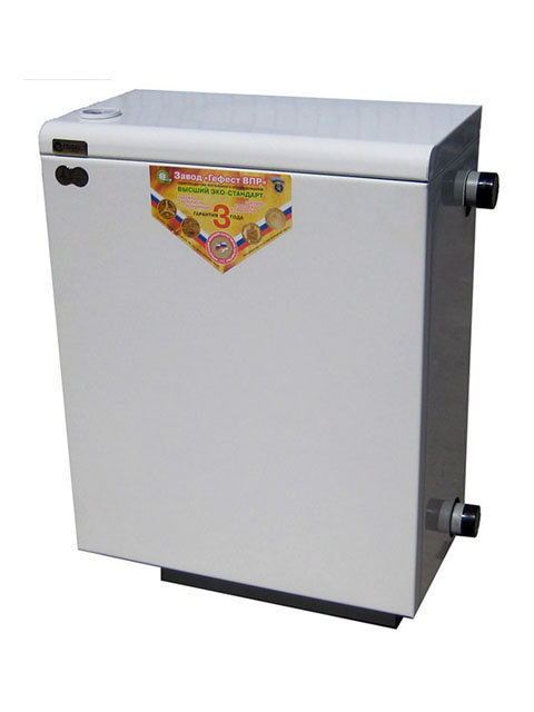 Купить Газовый настенный котел ГЕФЕСТ КСГ-10-С, отопление до 100 кв.м, закрытая камера, автоматика SIT, пьезорозжиг, дымоход в комплекте в Златоуст