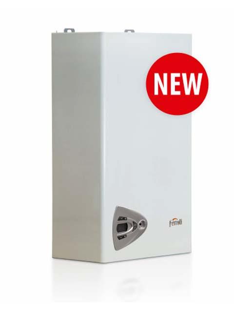 Купить Газовый котел настенный Ferroli Vitabel F13, 13 кВт, закрытая камера, двухконтурный. ИТАЛИЯ-БЕЛАРУСЬ в Тюмень