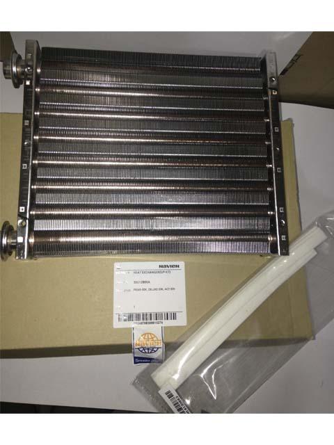 Купить Первичный теплобменник 30 кВт Navien Ace 30кВт, Coaxial 30кВт 30012860A ( PASNGB25LSSC_001, 30010299A )  в Челябинск