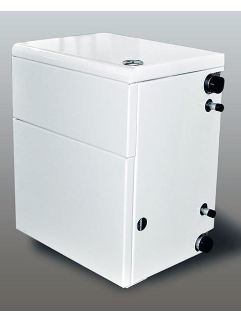Газовый настенный котел ГЕФЕСТ КСГВ-12.5-С, отопление до 120 кв.м, ГВС, закрытая камера, автоматика SIT, пьезорозжиг, дымоход в комплекте. Город Челябинск. Цена 21700 руб