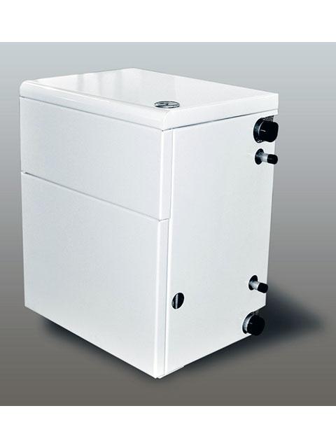 Купить Газовый настенный котел ГЕФЕСТ КСГВ-12.5-С, отопление до 120 кв.м, ГВС, закрытая камера, автоматика SIT, пьезорозжиг, дымоход в комплекте в Челябинск