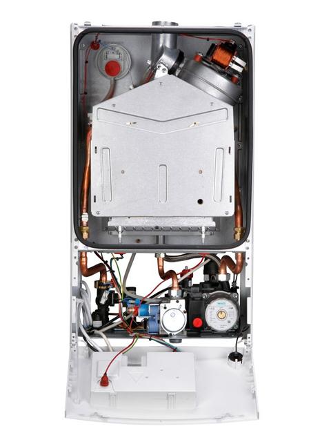 Газовый котел настенный БУДЕРУС BUDERUS LOGAMAX U072-24K, 24 кВт, закрытая камера, двухконтурный. Город Челябинск. Цена 31950 руб