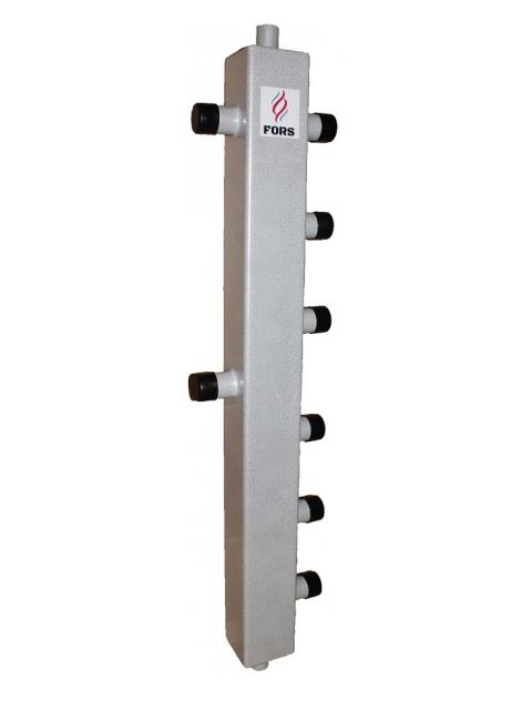 Купить Гидрострелка - гидравлический разделитель универсальный ГРУ-3-60 на три контура в Челябинск