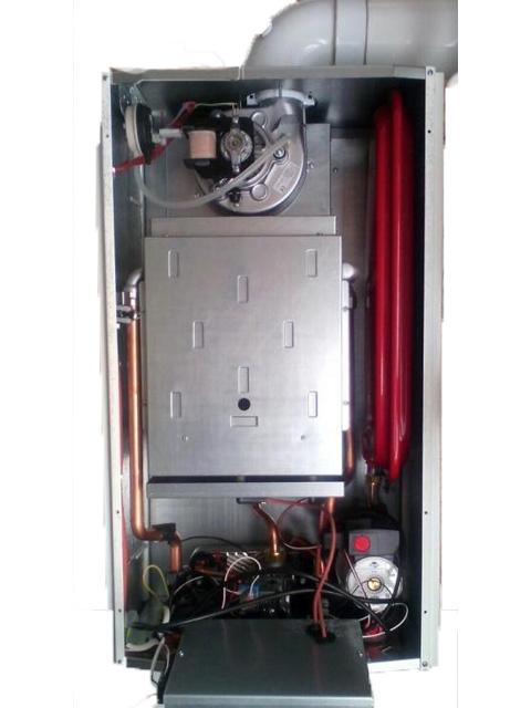 Газовый котел настенный ЛЕМАКС LEMAX PRIME-V24, 24 кВт, закрытая камера, двухконтурный. Город Челябинск. Цена по запросу