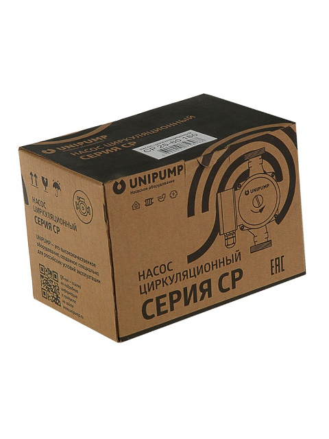 Насос циркуляционный для отопления CP 25-40 180 UNIPUMP. Город Челябинск. Цена 1850 руб