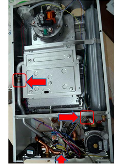 Котел газовый настенный Fondital MINORCA CTFS24, 24 кВт, закрытая камера, двухконтурный, два теплообменника, Италия. Город Челябинск. Цена 35500 руб