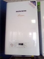 Купить Газовый котел настенный Навьен Navien Prime-24k COAXIAL, 24 кВт, закрытая камера, двухконтурный в Челябинск