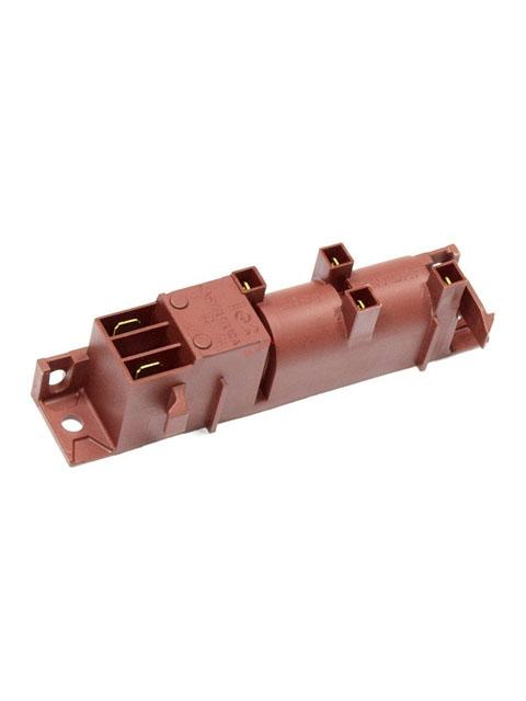 Купить Блок эл.розжига, 4-х канальный многоискровой для газовых плит Гефест, Дарина. (GDR 24400, WAC-T4) в Челябинск
