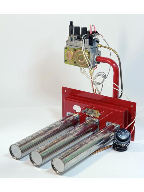 Газогорелочное устройство мощностью 45 кВт на базе автоматики sit 820 nova. Город Челябинск. Цена 9200 руб