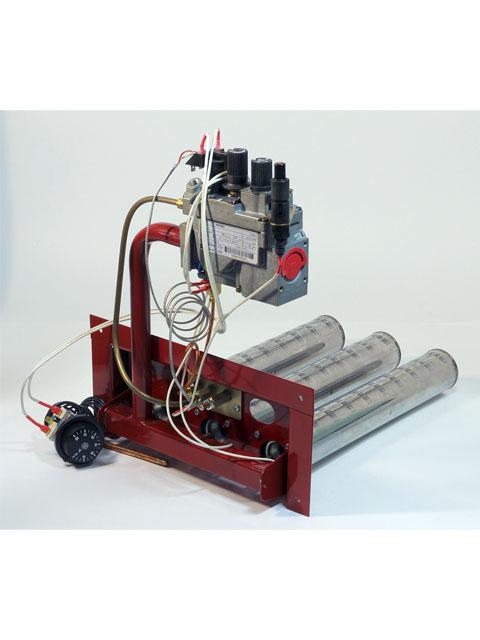 Купить Газогорелочное устройство мощностью 45 кВт на базе автоматики sit 820 nova в Челябинск