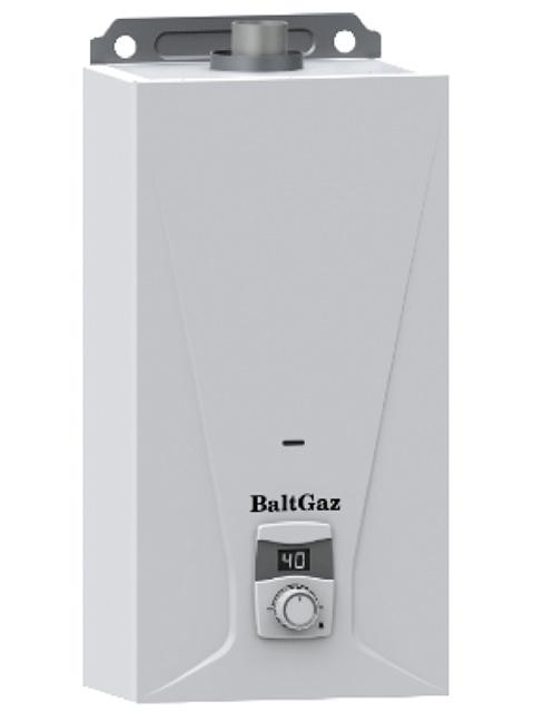 Газовый котел настенный BaltGaz серии SL 17 Т, 17 кВт, закрытая камера, одноконтурный. Город Челябинск. Цена 18900 руб
