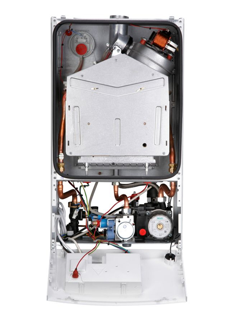 Газовый котел настенный БУДЕРУС BUDERUS LOGAMAX U072-18K, 18 кВт, закрытая камера, двухконтурный. Город Челябинск. Цена 31500 руб
