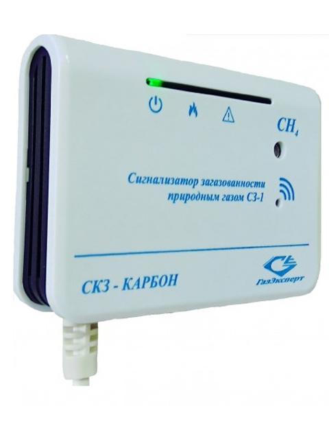 СЗ-1.1 – сигнализатор загазованности СН4 (природный газ) – 10 % НКПР. Город Челябинск. Цена 1750 руб